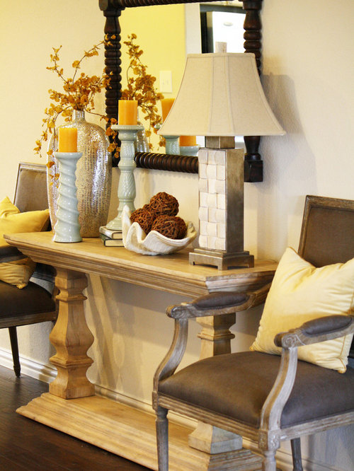 Decorate Console Table Ideas, Pictures, Remodel and Decor