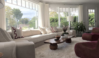 Stamford Contemporary Family Room