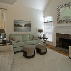 by StarrMiller Interior Design, Inc.