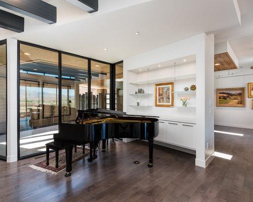 Music Room Design Ideas | Houzz