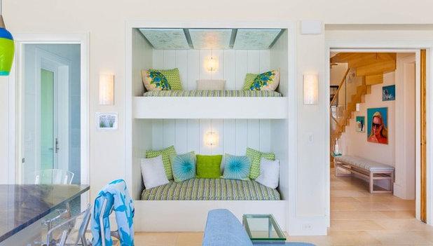Maritim Wohnzimmer by Blane Steinman Architects