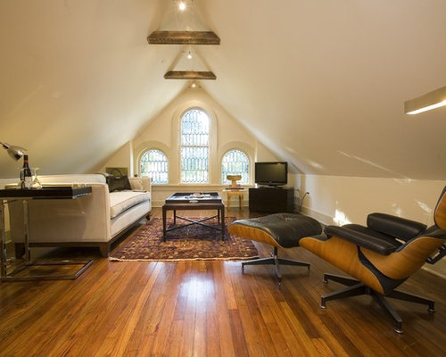 Low Ceiling Attic Houzz