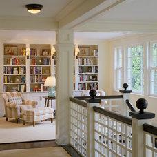 Traditional Family Room by Su Casa Designs