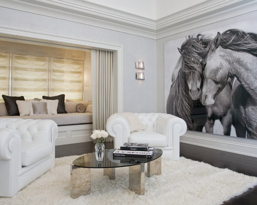 Oversized Wall Art Ideas: Horse Art Ideas, Pictures, Remodel And Decor
