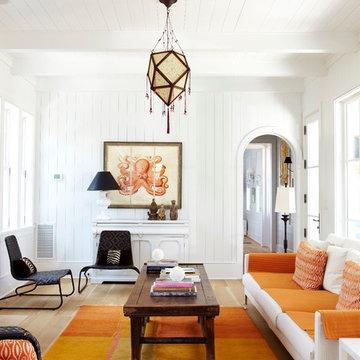 Sullivans Island Beach House with Island Influence - Family Room