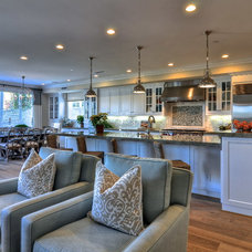 Traditional Family Room by Details a Design Firm