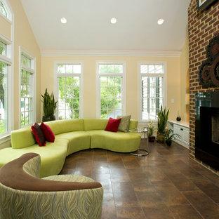 Sun-filled Family Room Addition in Falls Church, VA