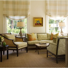Traditional Family Room by Access Decor