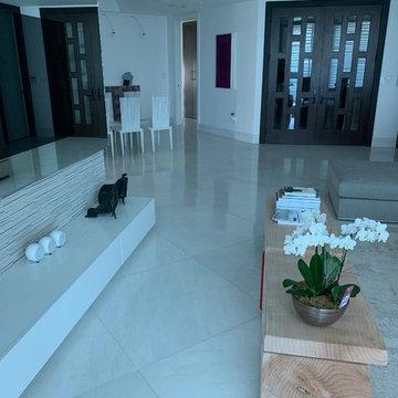 Sunny Isle Apartment Renovation