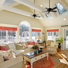 Traditional Family Room by Taylor Bryan Company