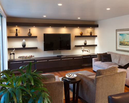 Wall Unit Design | Houzz