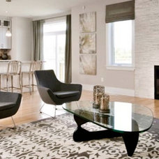 Contemporary Family Room by Unique Spaces
