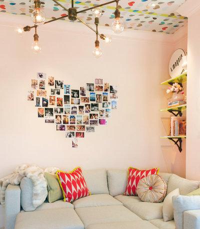 Modern Family Room by Fletcher Rhodes