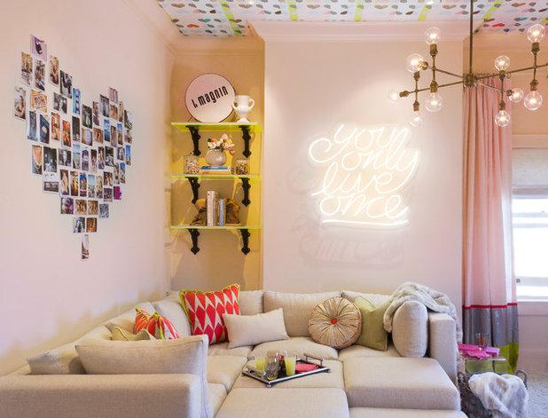 Modern Wohnzimmer by Fletcher Rhodes