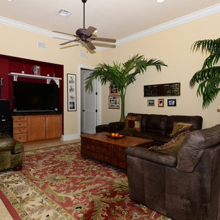 Tequesta Traditional Home