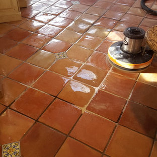 Terracotta tile Restoration