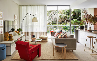 How to Make Your Open-plan Room Feel Cosy