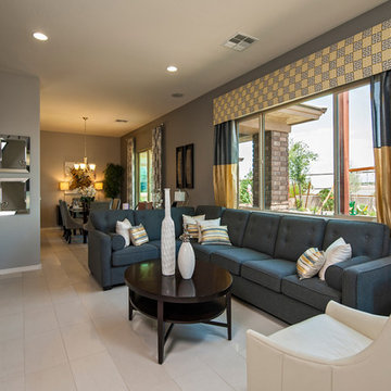 The Barberry Plan at Villages at Val Vista | Phoenix, AZ