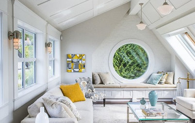 Room of the Day: A 'Birdhouse' Retreat for Relaxing