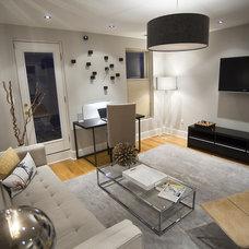 Contemporary Family Room by Renaissance Design