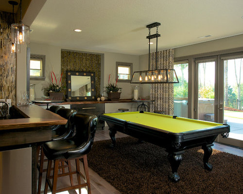 Pool Table Lighting Houzz