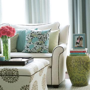The Davis Home - Family Room