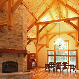 The Dickerson Timber Frame Estate