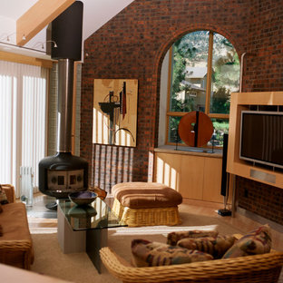The Flatiron Remodel Living Room