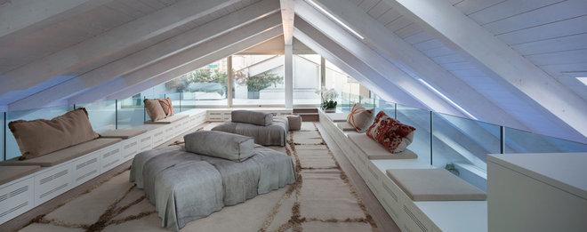 Contemporaneo Salotto by Gruppo Building