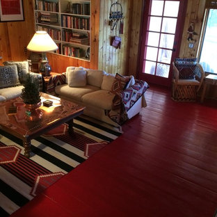 The Red Floor