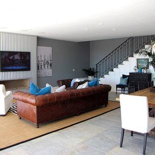The Sandberg Home