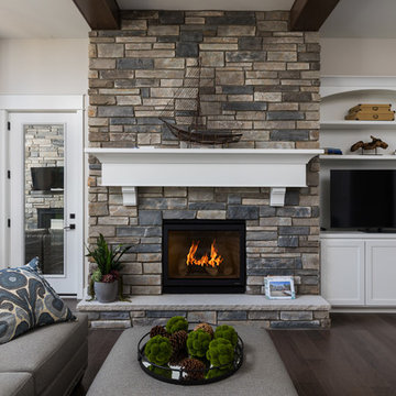The Willowcrest - 2018 Fall Parade Home - Family Room
