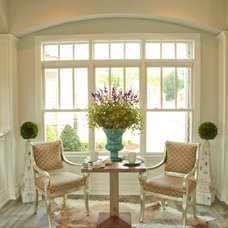 Eclectic Family Room by Home Staging Specialists