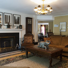Family Room by Adrienne DeRosa