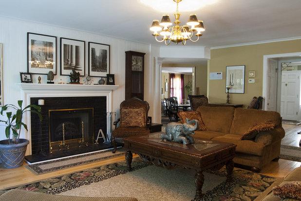 Family Room by Adrienne DeRosa
