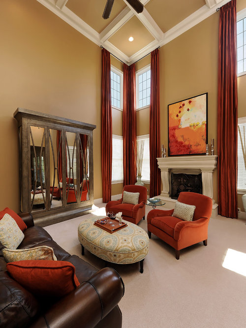 Inspiration For A Timeless Family Room Remodel In DC Metro