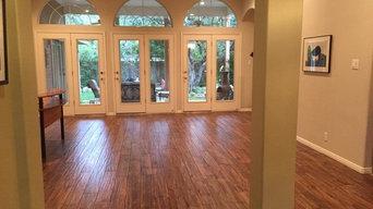 Tile jobs from Butler Floors