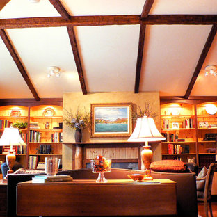 Timber Faux Beam Ceiling Design 2