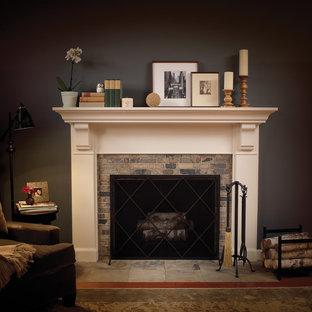 На фото: гостиные комнаты в классическом стиле