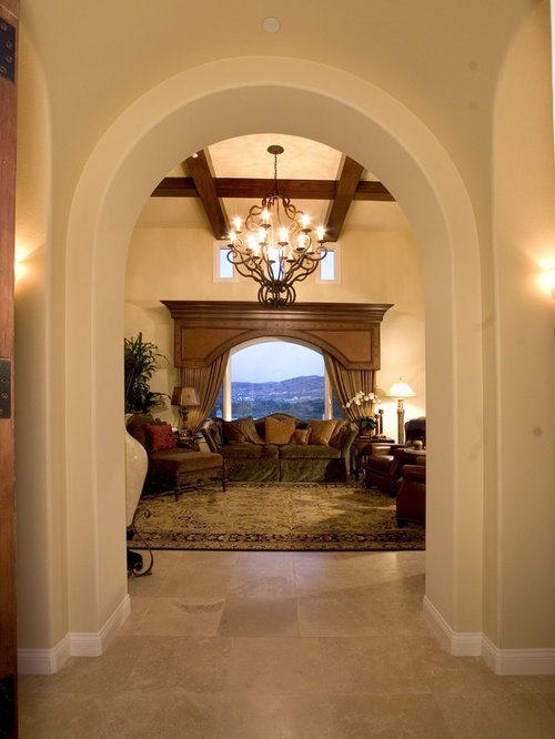 flooring ideas for family room. large traditional enclosed limestone floor and beige family room idea in orange county with flooring ideas for