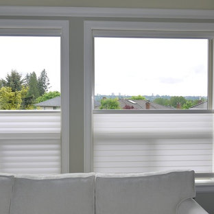 Top down, bottom up Silhouette. Privacy with a view.