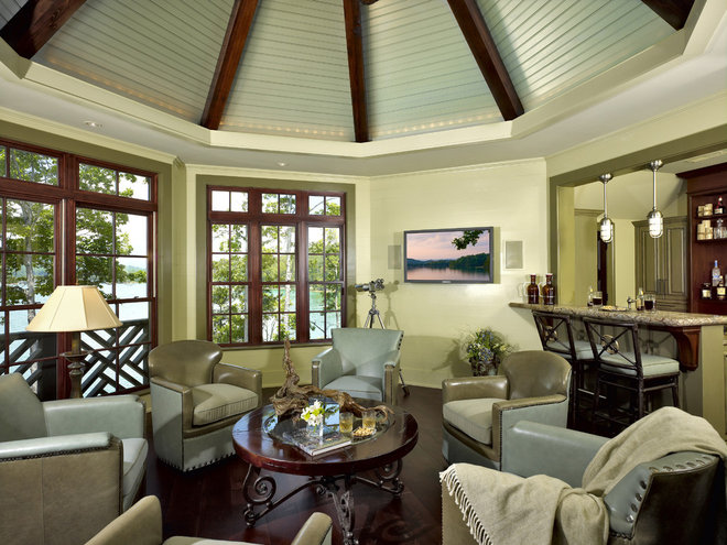 Family Room by LS3P | Neal Prince Studio