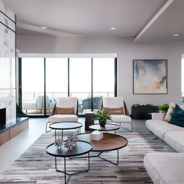 Topaz - Great Room - The Bluffs