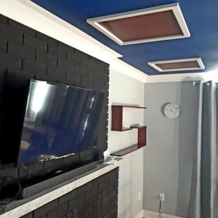 Total room remodeling