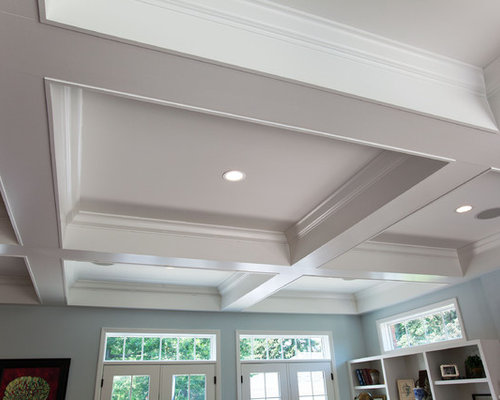 Box Beam Ceiling Home Design Ideas Pictures Remodel And