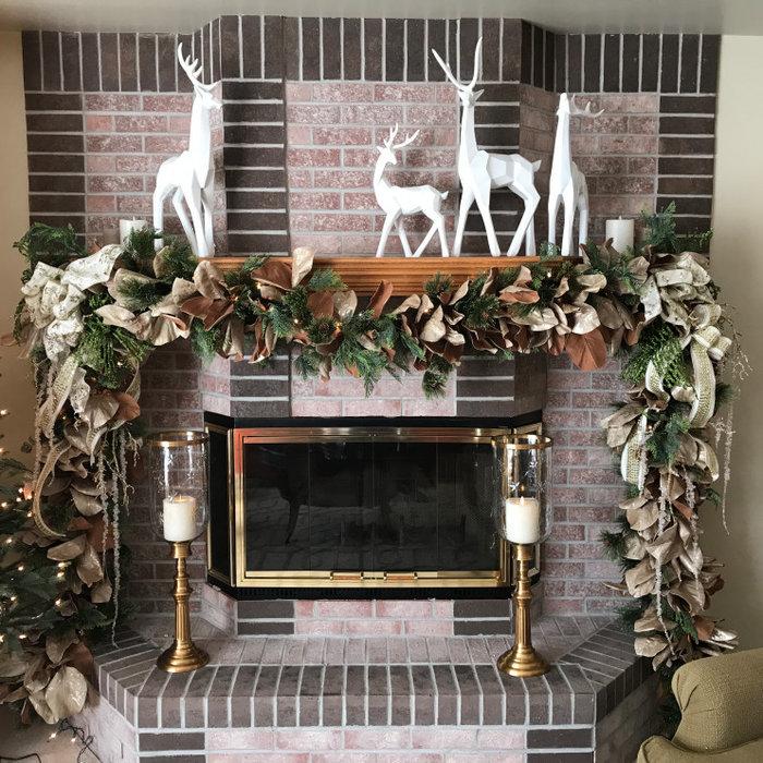 Christmas Decorating!