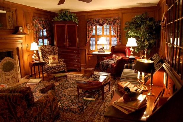 Warm And Cozy Wildlife And Hunt-Themed Inspired Rooms