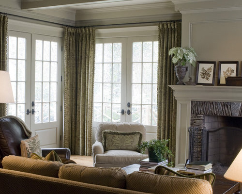 French Door Curtains Houzz