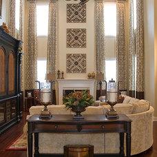 Family Room by Lauren Nicole Designs