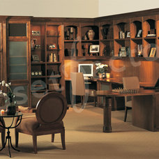 Traditional Family Room by Kay Wade, Closet Factory